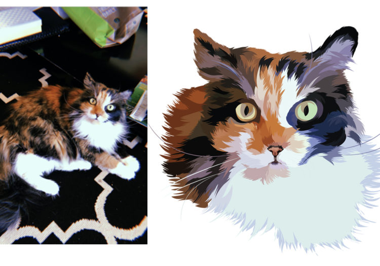 Cat Vector Art